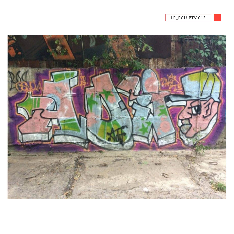 LP - ECU-PTV-013 - ADJ - Street Life Part 2 - 2019
